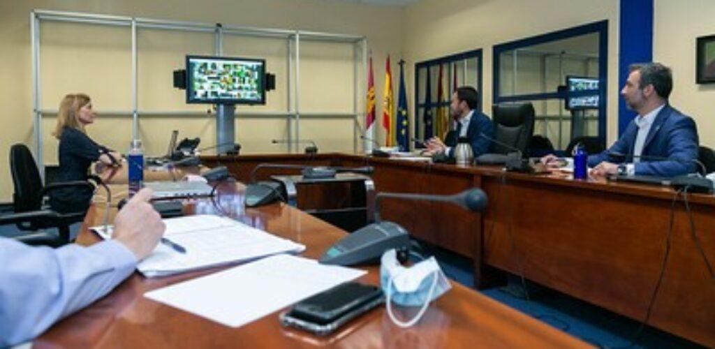 El Gobierno regional impulsa la participación de ayuntamientos y diputaciones en la Estrategia de Economía Circular