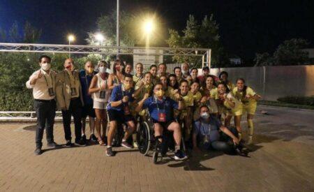 Ascenso del Fútbol Femenino 'La Solana' a la 'Liga Reto Iberdrola'