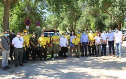 El consejero de Desarrollo Sostenible visita hoy el Parque Natural de las Lagunas de Ruidera