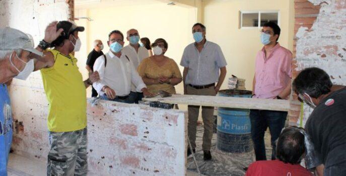 El Gobierno de CLM invierte 157.000 euros en reformas y adaptación de espacios en cuatro centros educativos de La Solana