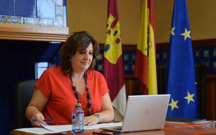 El Gobierno de Castilla-La Mancha mantiene su compromiso con el desarrollo local en la reconstrucción económica tras el COVID-19
