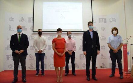 Presentación del proyecto de Life For Tyres en Puertollano