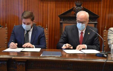 JCCM y Ayuntamiento de Manzanares firman un convenio para posibilitar el desarrollo de 500.000 metros cuadrados en el polígono industrial