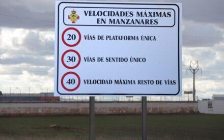 La nueva ordenanza municipal de tráfico en Manzanares entrará en vigor la próxima semana