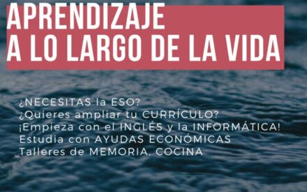Ya está disponible la Oferta Formativa para el curso 2020/21 del CEPA 'Miguel de Cervantes' de Villanueva de los Infantes