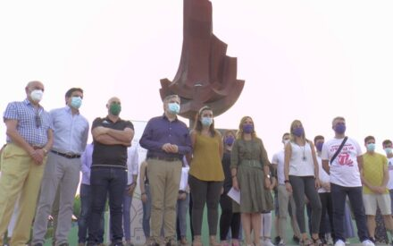 Nuevas Generaciones del PP conmemoró el XXIII asesinato de Miguel Ángel Blanco