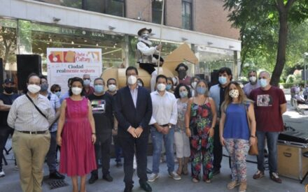 La Diputación recupera la cultura con artistas de la tierra en cuarenta pueblos de la provincia