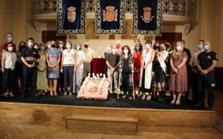 'Acto de Proclamación de los Ciudadanos Ejemplares 2020' del Ayuntamiento de Ciudad Real