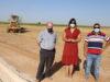 La obra del camino de Los Negrizales pone en marcha el plan de arreglo de caminos en Manzanares