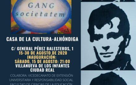La Alhóndiga acogerá del 15 al 30 de agosto la exposición 'De Infantes a San Francisco, del Gang a los Beat: Estampas de una época'
