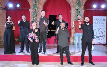 El Ciclo de Conciertos Infantes Música celebra su edición 2020 en el Claustro del Convento de Santo Domingo