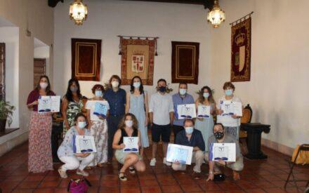 Entregados los distintivos del Compromiso de Calidad Turística SICTED en Villanueva de los Infantes