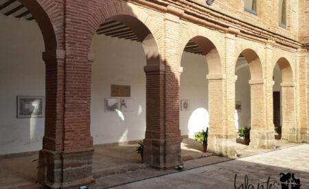 Visita la exposición de Manuel Rivas en el Claustro del Convento de Santo Domingo en Villanueva de los Infantes