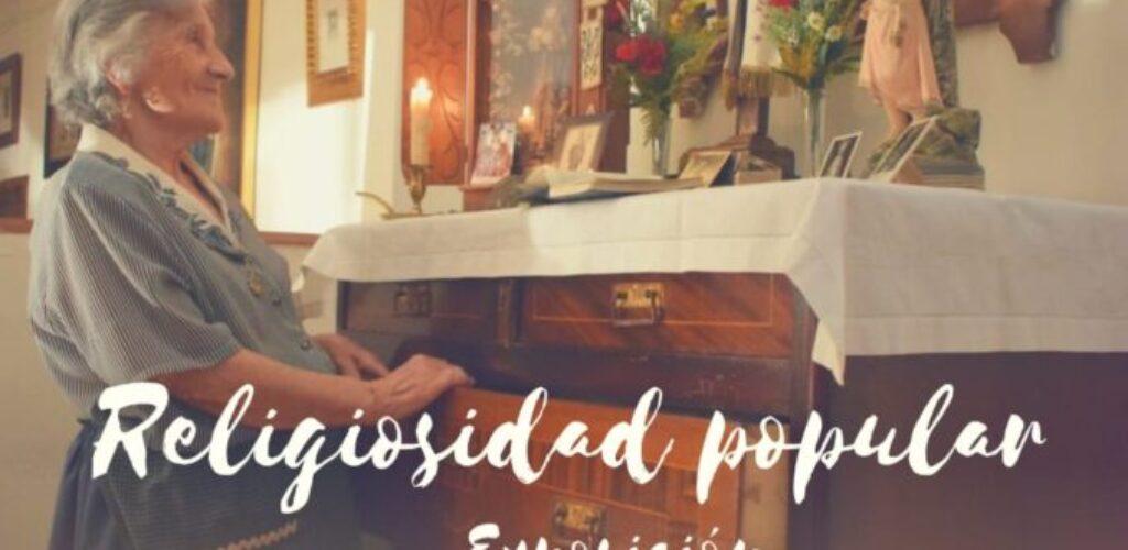 Del 27 al 30 de agosto se podrá visitar en el Hospital de Santiago de Villanueva de los Infantes la exposición 'Religiosidad Popular'