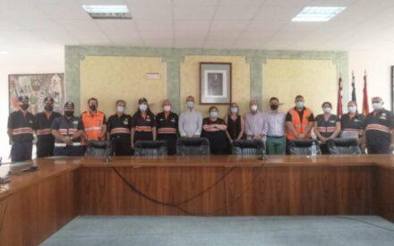Santa Cruz de Mudela homenajea a Protección Civil por sus 30 años de servicio a la ciudadanía