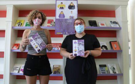 'La Estantería Violeta' pone a disposición del público lecturas con perspectiva de género en Manzanares