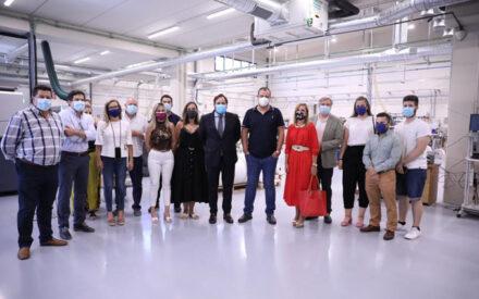 Paco Núñez defiende el tejido empresarial en Valdepeñas
