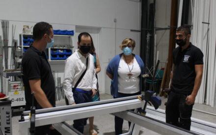 El Gobierno de CLM reactiva la economía en Herencia con más de 371.000 euros en ayudas para autónomos y micropymes