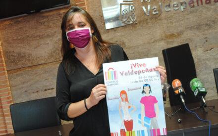60 establecimientos participan este viernes hasta las 00.00 horas en 'Vive Valdepeñas'
