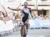El castellanomanchego Javier Romo irrumpe exhibiéndose para ganar el Campeonato de España sub23 en línea