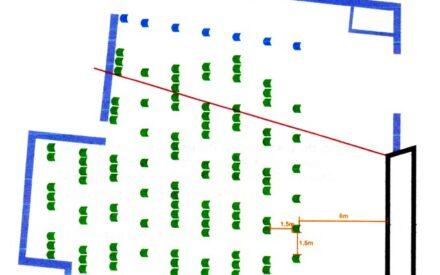 Dos mil personas han disfrutado del Cine de Verano en Manzanares