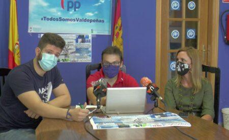 El PP organiza un torneo de Pádel en Valdepeñas