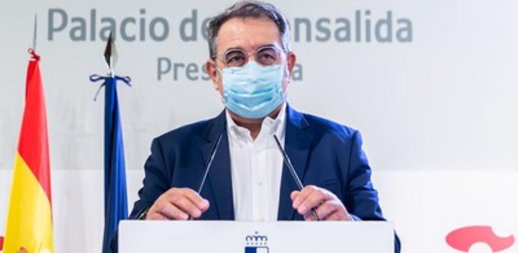 El SESCAM ha realizado otros 72 contratos de emergencia para  suministros por 93 millones de euros con motivo de la crisis sanitaria