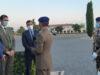 Caballero asiste en la Base de Helicópteros de Almagro a la toma de posesión del teniente coronel Santiago Rubio