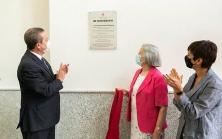 Emiliano García-Page inaugura las nuevas instalaciones del CEPA Antonio Machado en Puertollano