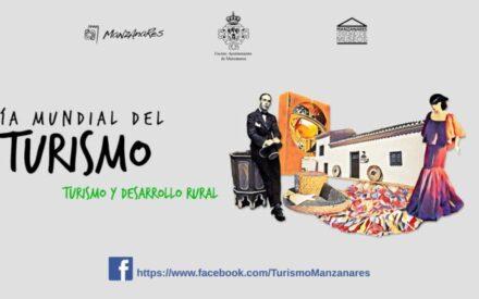 Experiencias virtuales para celebrar el Día Mundial del Turismo en Manzanares