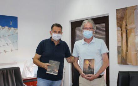 La Concejalía de Cultura de Villanueva de los Infantes promocionará las novelas de ficción histórica de Manuel Rivas