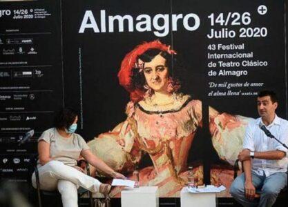 Junta y Festival de Almagro abren el plazo de entrega de propuestas para la creación de espectáculos sobre textos clásicos para compañías de la región