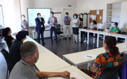 El taller 'Emple@ Manzanares III', en marcha