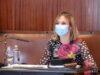Laura Carrillo toma posesión en el pleno ordinario de septiembre en Manzanares