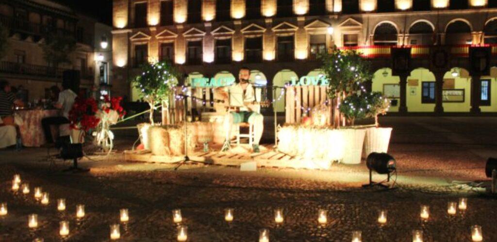 Villanueva de los Infantes se suma este sábado a la celebración de la Noche Romántica