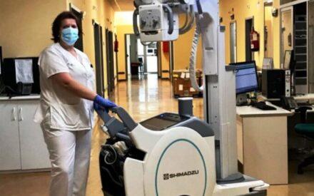 El Gobierno de CLM dota a los hospitales de Manzanares y Valdepeñas de nuevos equipos de radiología portátil
