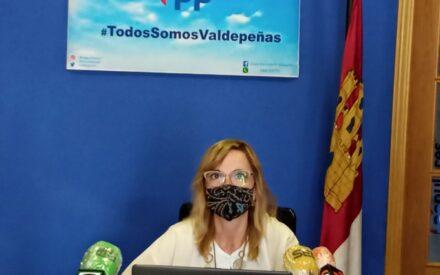 El PP de Valdepeñas hace repaso del Pleno de septiembre