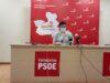 PSOE de Valdepeñas: Sánchez critica que Benítez de Lugo utilice su cargo de concejal en beneficio propio