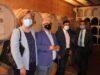 Martínez Arroyo ha visitado este lunes la Sociedad Agraria de Transformación Coloman en Pedro Muñoz