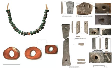"""La UAM publica nuevos análisis científicos sobre materiales arqueológicos del yacimiento prehistórico """"Castillejo del Bonete"""" en Terrinches"""