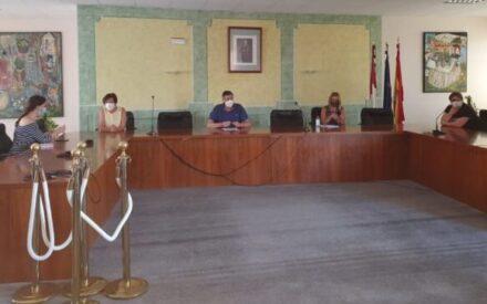 Santa Cruz de Mudela, Torrenueva y Castellar mantienen una reunión con Educación y Sanidad para garantizar la vuelta al cole segura