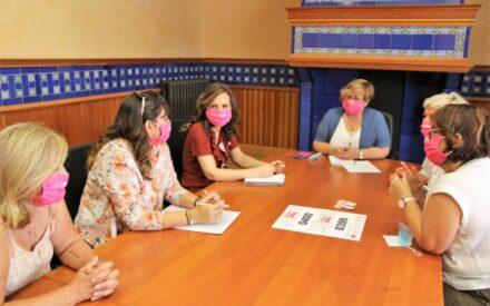 El Gobierno de CLM reitera su apoyo a las actividades de AMUMA y a su Carrera Rosa, que esté año se celebrará de forma virtual