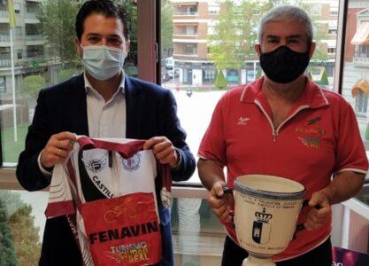 El equipo FENAVIN-Turismo Ciudad Real retoma la competición con la Vuelta a Talavera