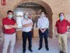 El Pleno de la Diputación tiene previsto aprobar una inversión de 700.000 euros para convertir en hospedería el Palacio de Clavería de Aldea del Rey