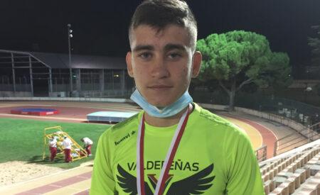 Ivan Rivero vence en Córdoba con marca personal