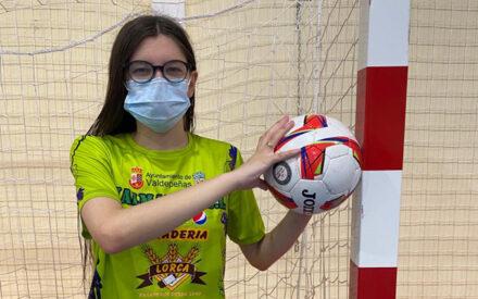 María José Torres renueva con las Dulcineas del Quijote Futsal