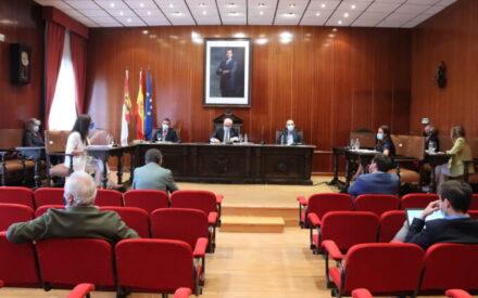 Pleno extraordinario en Manzanares a petición del PP sobre la COVID-19