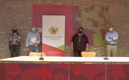 Santa Cruz de Mudela ya forma parte de la Ruta del Vino de Valdepeñas