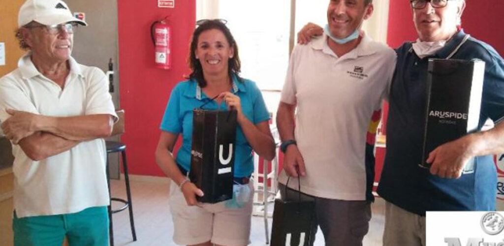 Crónica V Torneo Social 2020 del club de Golf Mudela