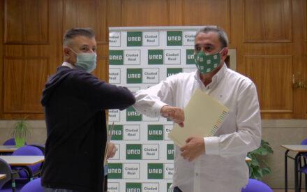 Oretania Ciudad Real y la Uned firman un convenio de cooperación educativa y formativa